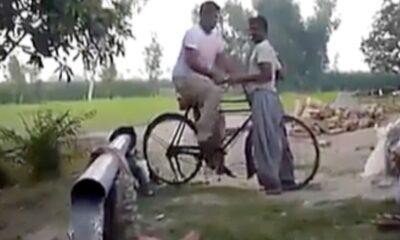 bisiklet pedealı