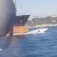boat collide