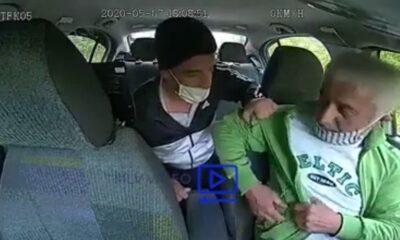 zalım soyguncu ve taksici