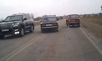 DRV 0010 Tow fail on road