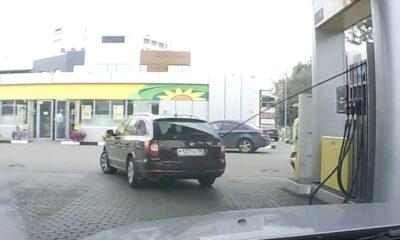 DRV 0011 Destroying fuel pump