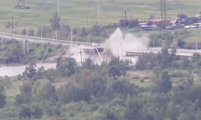 YKL 0007 Bridge collapse