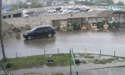 garage wall collapses