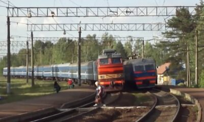 AC 0011 Close call to death train