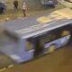 CRS 0011 public bus loses control and crash