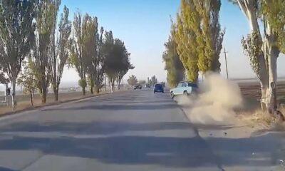 DRV 0011 Towing fails with speeding car
