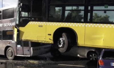 KAZ 0032 Attacking bus driver during bus moving