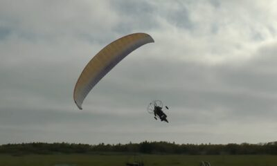 harsh landing