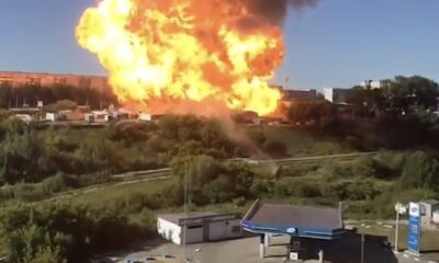 Gas stations in the city and close to living centers can be very dangerous in case of fire.