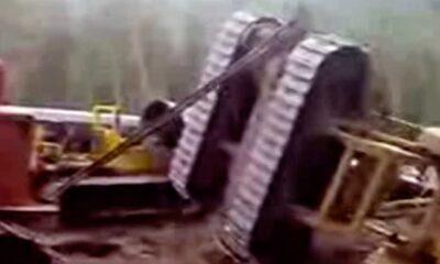 RU 0114 Cranes fail at rescue work