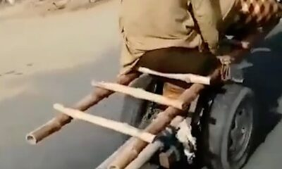 solution found to carry more passengers by motorcycle in pakistan